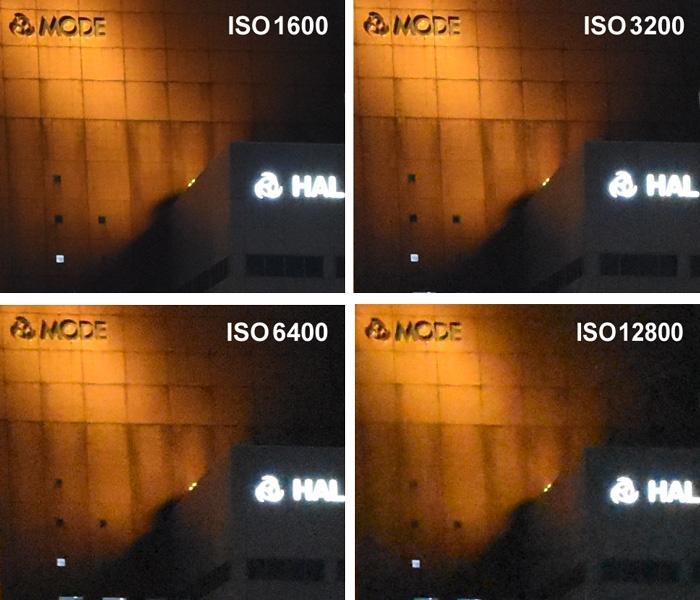 ISO感度比較-高感度ISO1600-ISO12800