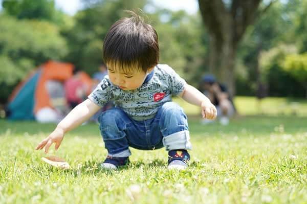 子供公園写真