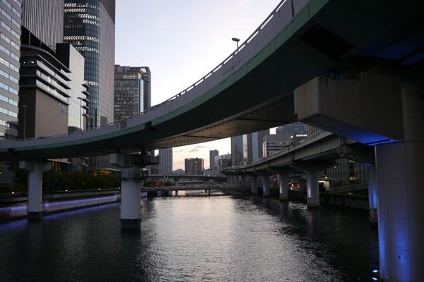 大阪中之島夜景