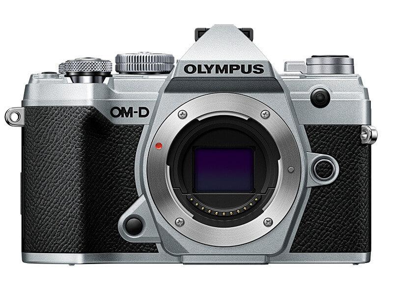 OM-D E-M5 Mark III外観