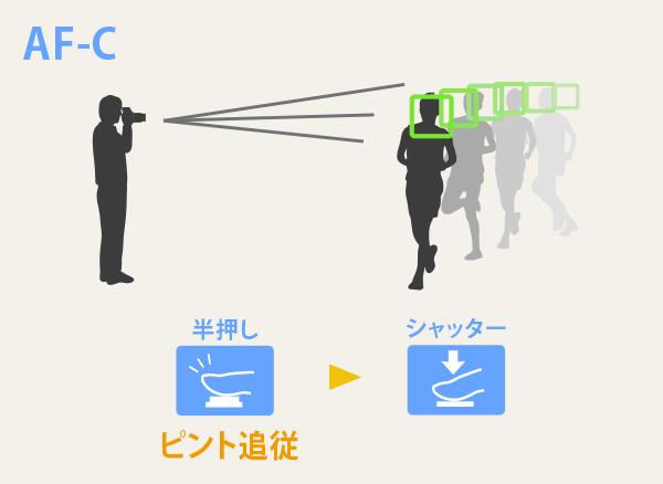AF-Cの特徴