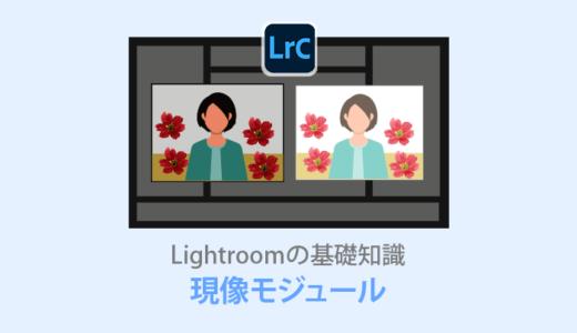 Lightroom Classic【現像モジュール解説】基本操作と設定